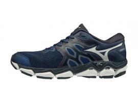 Mizuno Wave Horizon 3 Men's Running Shoes - ESTATE BLUE / SILVER