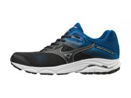 Mizuno Wave Inspire 15 Men's Running Shoes - BLUE GRAPHITE / SNORKEL BLUE