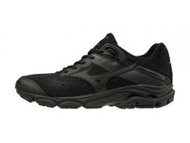 Mizuno Wave Inspire 15 Women's Running Shoes - BLACK / BLACK