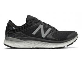 New Balance Fresh Foam 1080 v8 Men's Running Shoes - BLACK / WHITE