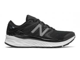 New Balance Fresh Foam 1080 v8 Women's Running Shoes - BLACK / WHITE
