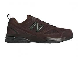 New Balance 624v4 Men's Walking Shoes - BROWN