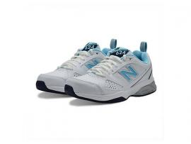 New Balance 624v4 Women's Cross Trainers - WHITE