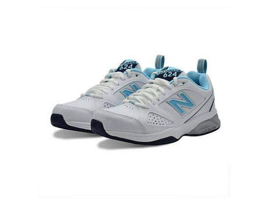 New Balance 624v5 Women's Cross Trainers - WHITE