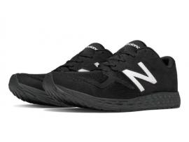 New Balance 1980 Fresh Foam Zante Men's Running Shoes - BLACK / BLACK / WHITE