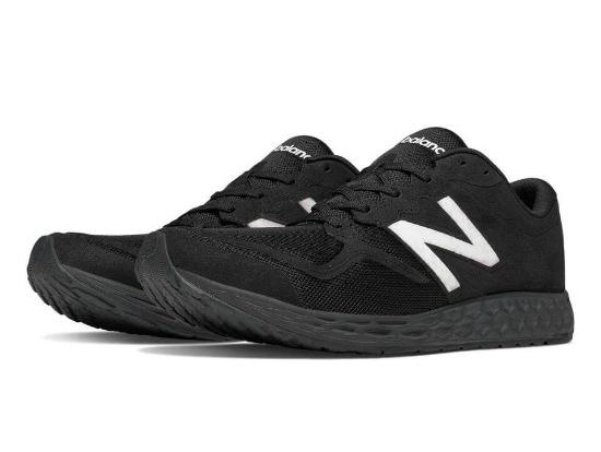 New Balance 1980 Fresh Foam Zante Men's - BLACK