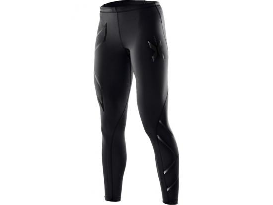 2XU Women's Compression Tights - BLACK / NERO, WA4173b