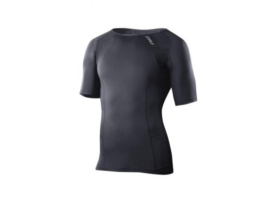 Mens 2XU Compression Top - Short Sleeve