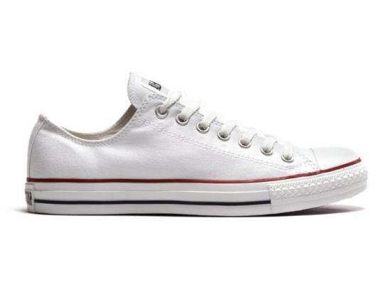 Chuck Taylor All Star Classic Colour Low Top Optical White