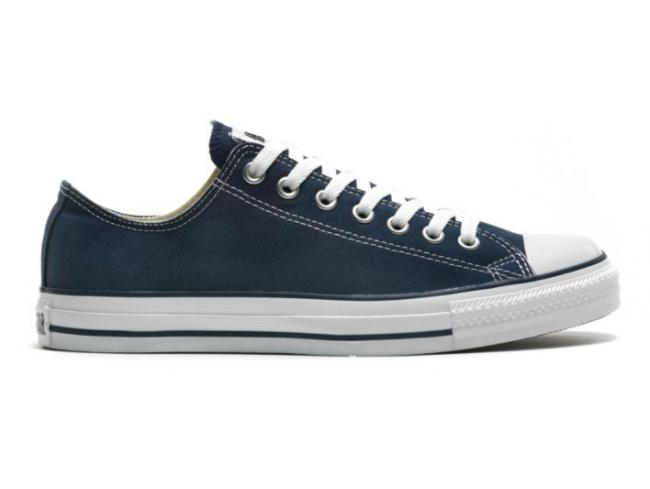 c5d8e72b16cef0 Converse Chuck Taylor - All Star Lo NAVY  Discounted
