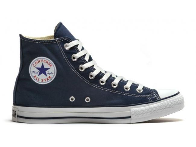 78b25e6e4822 Converse Chuck Taylor - All Star Hi NAVY  Discounted