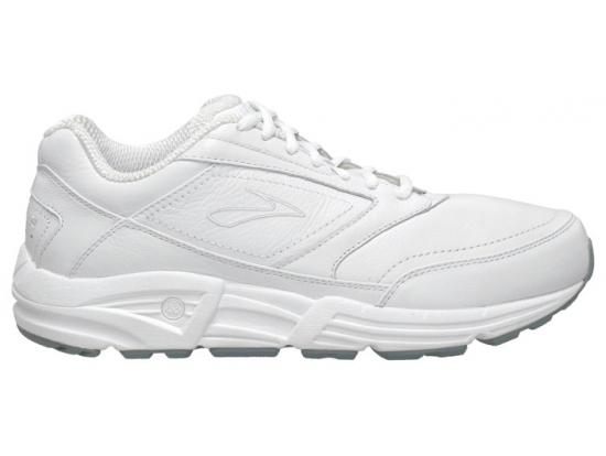 Brooks Addiction Walker Women's Walking Shoes - WHITE